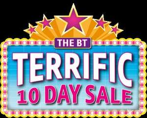 BT Unlimited Infinity 1 52Mbps £10.99/month + Line rental @ £18.99 plus £100 gift card and £88 TCB