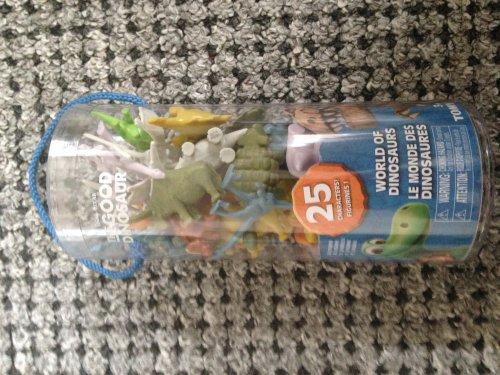 Good dinosaur tub of 25 characters £2.99 @ Home Bargains