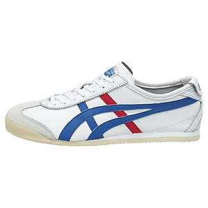 Onitsuka Tiger Mexico 66 Men's Trainers, White/Blue £35 @ John Lewis - free c&c