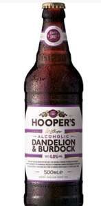Bottle of Hoopers £1.60 @ Tesco / sainsbury's (Claim £1.50 back via checkoutsmart)
