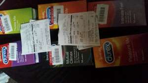 28 Durex condoms for £4.50 @ Boots instore