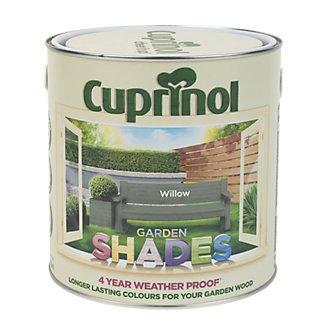 Cuprinol Garden Shades - 2.5L SCANNING AT £8 (from £22) @ B&Q
