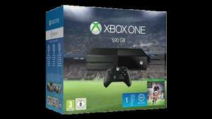 Xbox One FIFA 16 Bundle + Halo 5 or Rise of the Tomb Raider + £10 Xbox Gift Card @ Microsoft Store