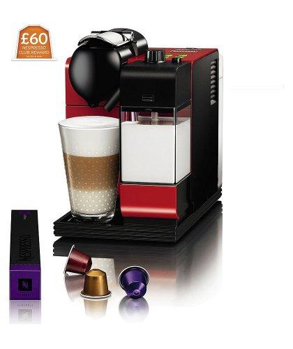 Nespresso Lattissima+ Coffee Machine and £60 Nespresso Club credit! £149.99 @ Argos
