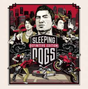 Sleeping Dogs Definitive Edition - PC (Steam) £4.99
