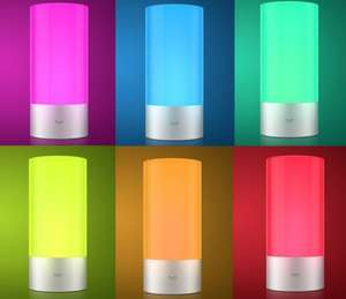Xiaomi Yeelight Bedside Lamp £32 UK Warehouse Free Delivery @ gearbest