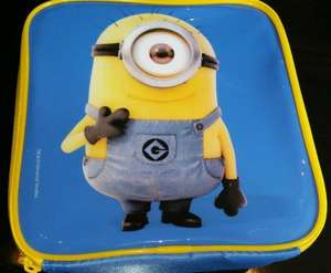 Minions Lunchbox, In Store @ Poundworld £1