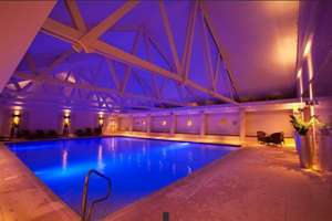 4* Spa Day & Refreshments for two people - £6 per person @ Wowcher / QHotels
