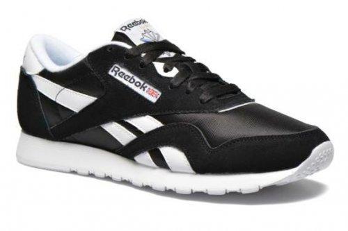 Reebok Classic Nylon OG Black And White £32.70 @ Sarenza