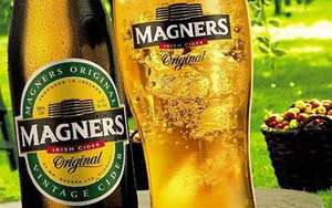 Cooperative Magners cider 18x440ml. - £10 instore
