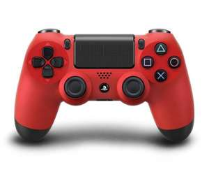 Curry's sale - Sony DualShock 4 wireless controller @ £34.99 (Red, Black, Blue)