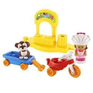 Fisher Price Little People Trike and Wagon ONLY £7.76 delivered @ Tesco (Sold by Gameseek)