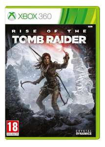 [Xbox 360] Rise of the Tomb Raider - £9.99 (As New) - StudentComputers
