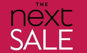 NEXT SALE - Starts 16th July 2016