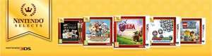 New Nintendo 3DS Selects Games Added To eShop £15.99 Possible Discount