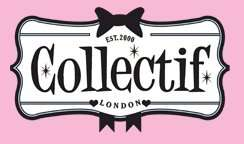 Collectif massive sale - 80% Off plus 3 for 2 across most items (plus postage) @ collectif.co.uk