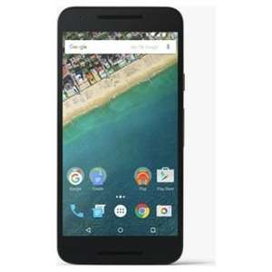 New Sim Free LG Nexus 5X 16 GB - Black - was £299.95 now £179.95 @ Argos