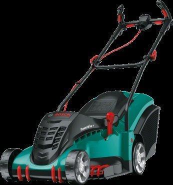 Bosch Rotak 43 Ergoflex Electric Rotary Wheeled Lawnmower £120 @ Amazon