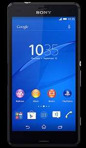 sony z3 compact £149.99 vodaphone