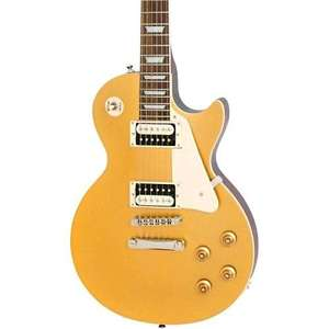 Epiphone Les Paul Traditional Pro Gold Top Electric Guitar+ Accessory Pack worth over £40!! Was £339!! @ Andertons.co.uk