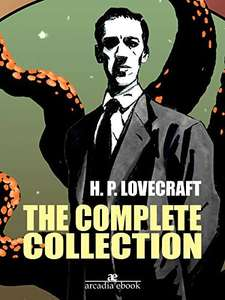 H. P. Lovecraft  -  The Complete Collection [Kindle Edition] - Free Download @ Amazon