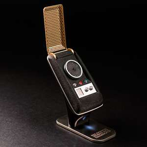 Deal? Not so sure! Star Trek: Original Series Bluetooth Communicator. Free Delivery £119.95 Firebox