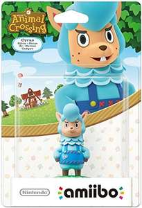 Animal Crossing Cyrus Amiibo £4.13 Prime / £6.12 non prime @ Amazon (+ other good Crossing deals)