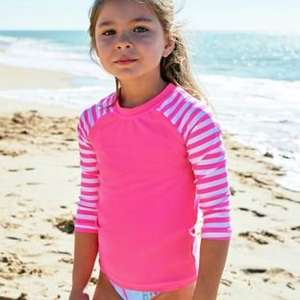 Cherokee Girls' Rash UV Protection Top Ages 5-12yrs was £8 now £3 C+C @ Argos (Boys Surf Graphic One £1.99)