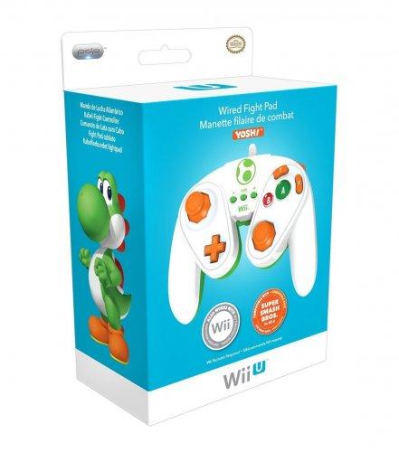 Yoshi or Wario PDP Wii U Themed Controller £11.96 @ Gameseek