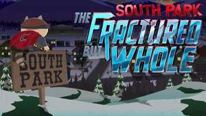 South Park: The Fractured But Whole PS4/XB1 £37.75 using code @ gamecollection