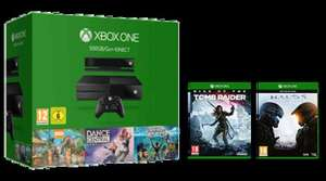 Xbox One 500GB Console with Kinect, Halo 5, Rise of The Tomb Raider, Zoo Tycoon, Dance Central & Kinect Sports Rivals £249.85 Delivered @ Shopto