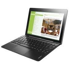"Open Box Lenovo Miix 300 10.1"" Tablet/Laptop Windows 10, Intel Atom Quad Core, 32GB eMMC at John Lewis Southampton £69"