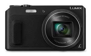Panasonic LUMIX DMC-TZ57EB-K £130 @ We Sell Electricals Refurbished as new with 12 months warranty