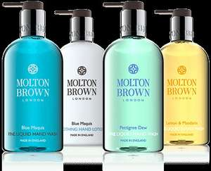 Pettigree Dew & Lemon & Mandarin Hand Wash Set was £36.00 now £26.00 @ Molton & Brown