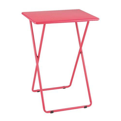 Habitat Airo Metal Folding Table (pink) Half Price £7.50 @Argos Free C&C