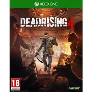 Dead Rising 4 (Xbox One) (pre-order) - £37.75 using code @ The Game Collection