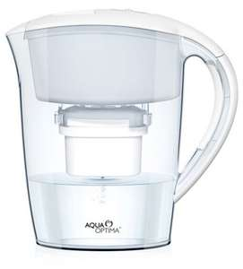 Aqua Optima Minerva Water Filter Jugs - 2.5ltr - £4.99 with free 30day filter @ Homebargains