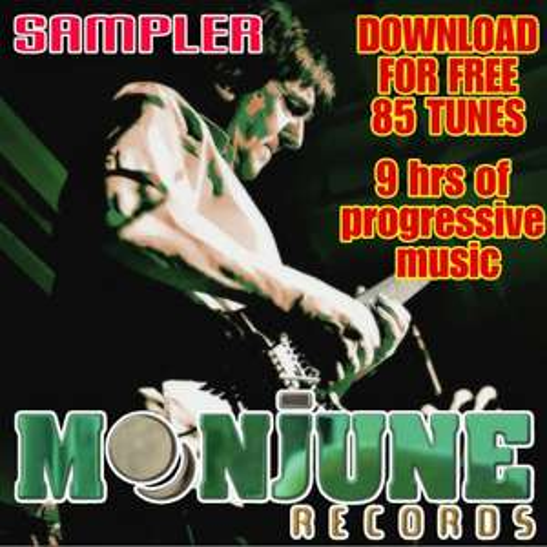 Nearly 9 Hours Of Rock &  Prog &  Jazz Sampler  -     MOONJUNE SAMPLER  & Other Full Albums  - Free Download @ Moon June Records Bandcamp