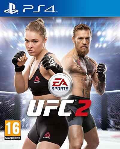 [PS4 - Xbox One] UFC 2 - £29.99 Amazon