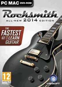 Rocksmith 2014 Edition (PC) £5 Delivered @ GAME
