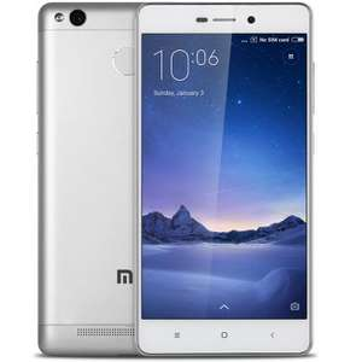 UNLOCKED XiaoMi Redmi 3 Pro 32GB ROM 4G Smartphone-SILVER £115.41 @ Gearbest