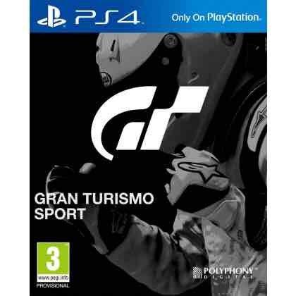 Gran Turismo Sport (PS4) - £35.95 Game Collection using E3HANGOVER code