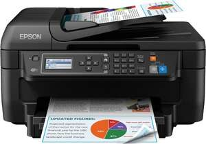 Epson WorkForce WF-2750DWF PrecisionCore Colour All-in-One Printer with Duplex Wi-Fi and Air Print - down to £69.99 @ Amazon (2-3 weeks delivery)