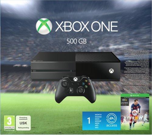 Xbox One Fifa 16 Bundle £199 - Sainsburys