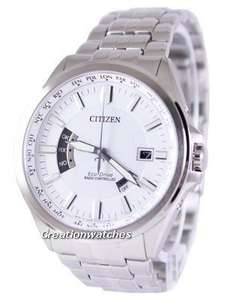 Citizen Eco Drive Atomic £143.10 Delivered Free @ Creation Watches