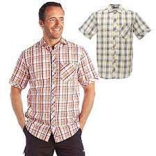 Regatta Deakin Mens Coolweave Cotton Everyday Shirt £6.45 delivered @portstewart clothing