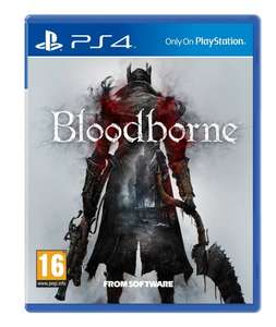 Bloodborne (PS4) £18 @ Tesco direct