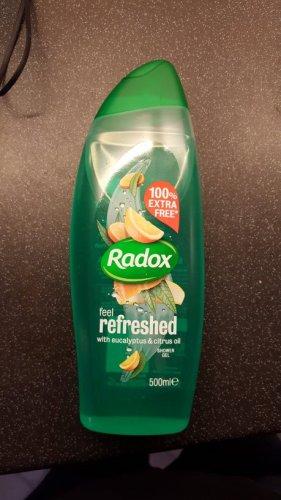 radox 100% extra free £1 morrisons