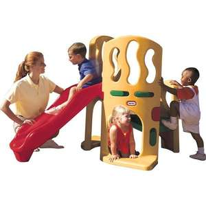 Little Tikes Hide and Slide Climber (was £124.99) Now £93.74 delivered at @ The Entertainer