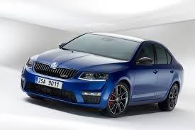 Skoda Octavia VRS Diesel Hatch Lease Deal (24 months) £6077 Simpsons Skoda 10k Miles/Year